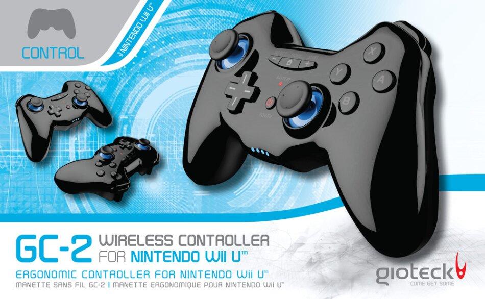GC-2 Wireless Controller black