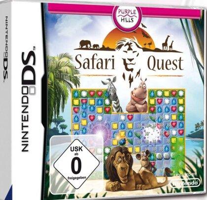 Purple Hills: Safari Quest