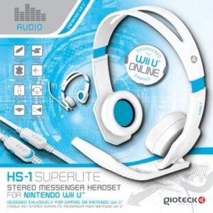Stereo Headset - white