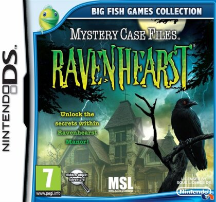 Mystery Cases Files: Retour à Ravenhearst