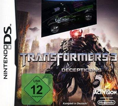 Transformers 3 - Das Videospiel Decepticons Bundle