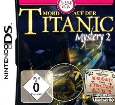 Titanic Mystery 2 DS