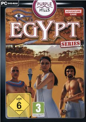 Egypt Series - Purple Hills - Purple Hills - Egypt Series