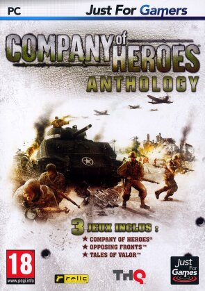 Company of Heores - Anthology