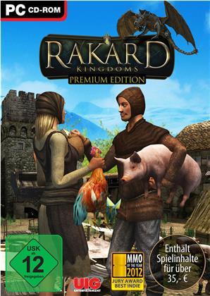 Rakard Kingdoms - Erschaffe Dein Imperium