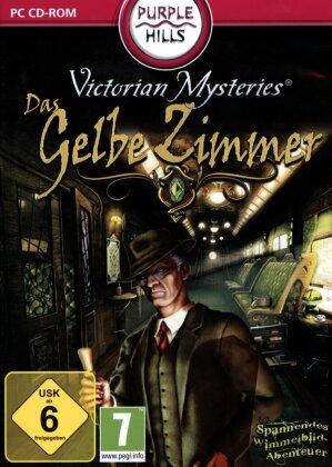 Purple Hills: Victorian Mysteries - Das Gelbe Zimmer