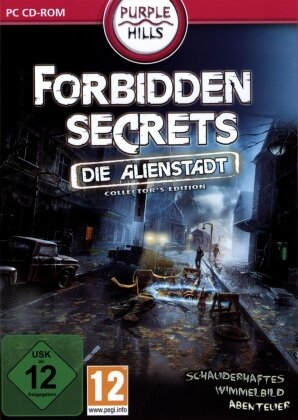 Purple Hills: Forbidden Secrets - Die Alienstadt