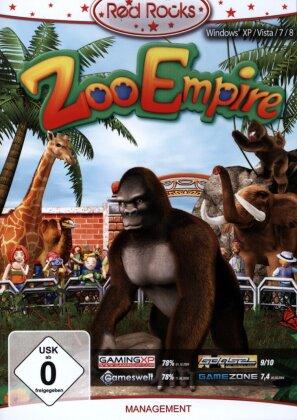 Red Rocks - Zoo Empire