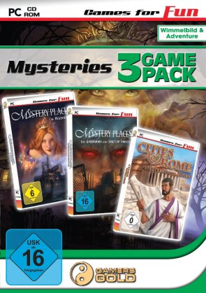 Games for Fun Mysteries 3 Game Pack 3