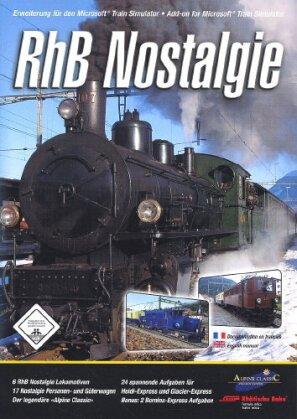 RhB Nostalgie für TrainSimulator [Add-On]