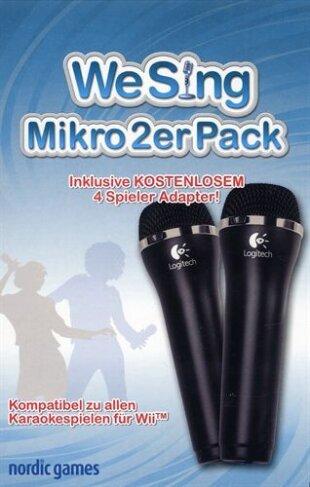 We Sing USB Mikro 2er Pack - 3.0m [Logitech]