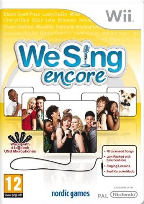 We Sing Encore [Standalone]