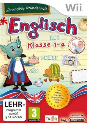 Lernerfolg Grundschule Englisch Klasse 1-4
