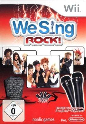 We Sing Rock! [inkl. 2 Logitech Mikrofone]