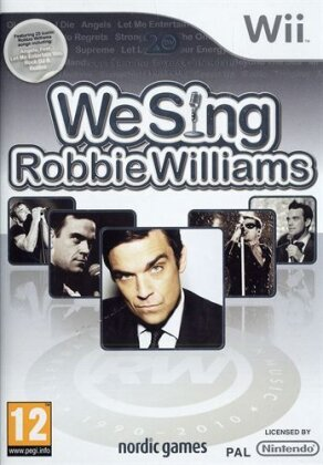 We Sing - Robbie Williams [Standalone]