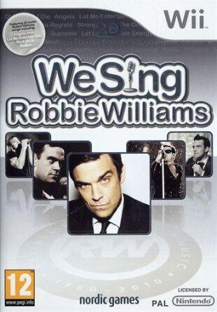 We Sing - Robbie Williams [Standalone]