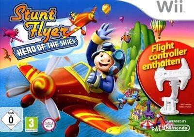 Purple Hills: Stunt Flyer Bundle [incl. Flight Controller]