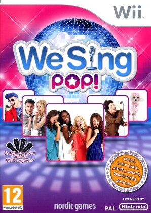 We Sing Pop
