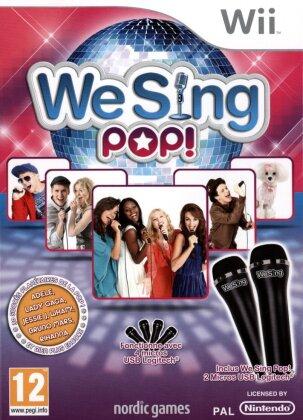 We Sing Pop + Micros