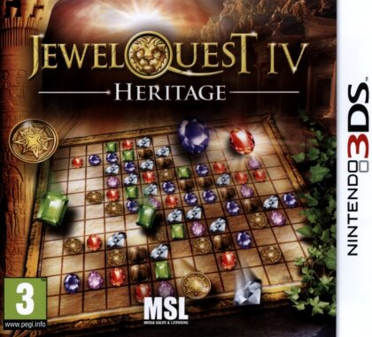 Jewel Quest IV Heritage