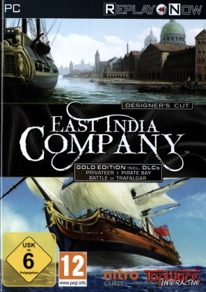 ReplayNow: East India Company incl. DLCs (Gold Edition)