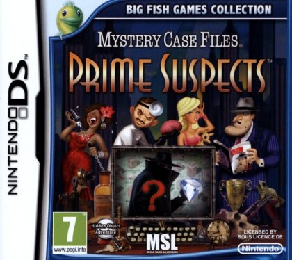 Mystery Case Files : Prime Suspects