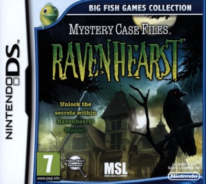 Mystery Case Files : Ravenhearst