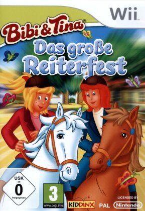 Bibi & Tina: Das grosse Reiterfest