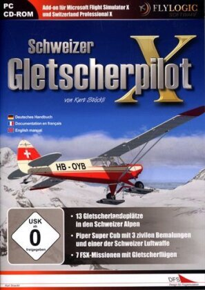 Schweizer Gletscherpilot X FSX [Add-On]