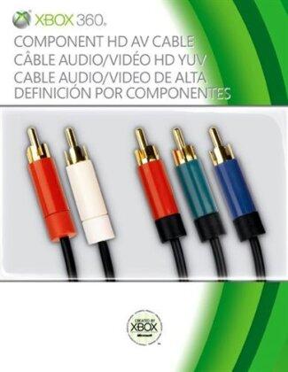 Component HD AV Kabel