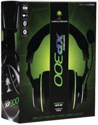 Ear Force XP300 - Wireless Amplified Stereo Gaming Headset