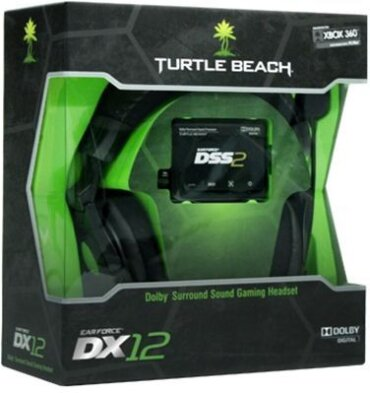Ear Force DX12 - Dolby Surround Sound Gaming Headset