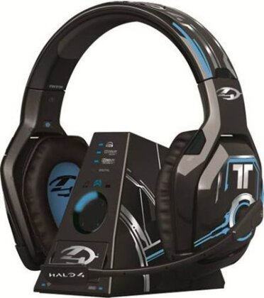 Halo 4 Warhead 7.1 Wireless Dolby Surround Gaming Headset [Official license [X36