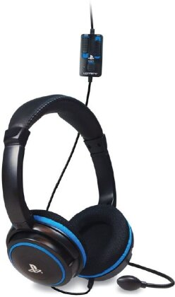 Performance Gaming Headset - black/blue [Official Licensed Product]