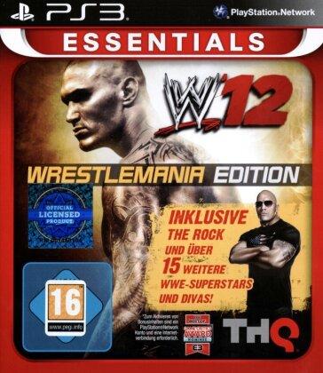 WWE 12 Essentials: Wrestlemania Edition