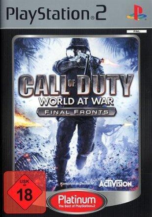 CoD 5 World at War PS-2 AK