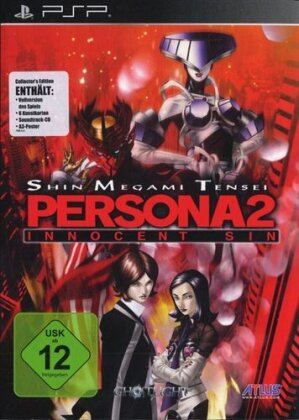 Shin Megami Tensei: Persona 2 Innocent Sin (Édition Collector)