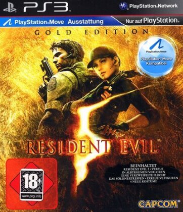 Resident Evil 5 (Gold Édition)