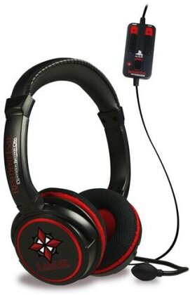 Resident Evil Stereo Gaming Headset CP-CAP2 [Official Licensed Product]