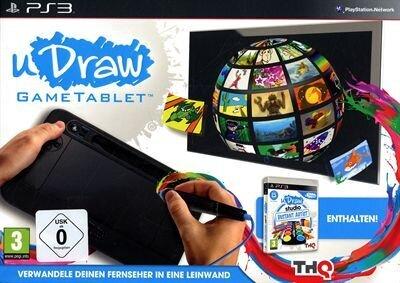 uDraw Gametablet inkl. uDraw Studio Instant Artist