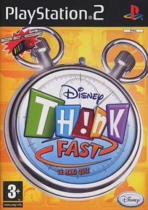 Disney Think Fast! - Le Maxi Quiz