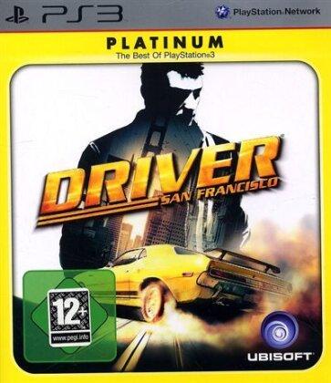 Driver 5 San Francisco PS-3 AK