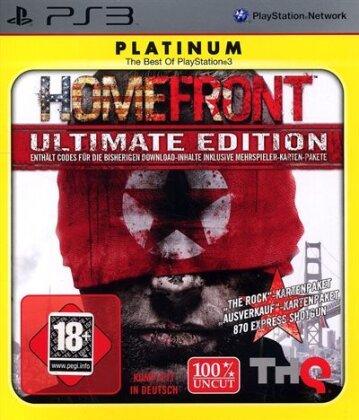 Homefront - Platinum (Ultimate Edition)
