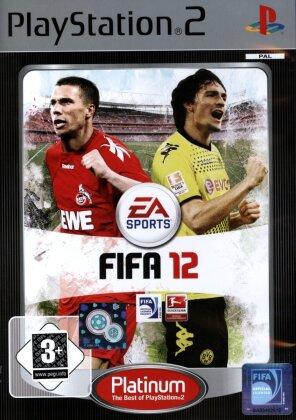Platinum: FIFA 12