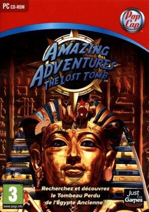 Amazing Adventures The Lost Tomb