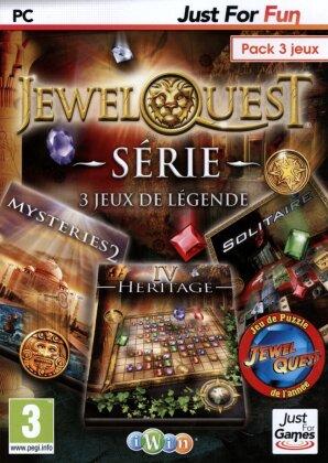 Jewel Quest-Serie : 3 Jeux de Légende