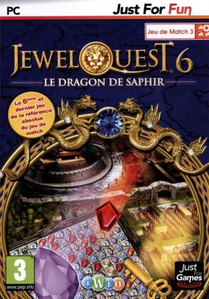 Jewel Quest 6 : Le Dragon de Saphir