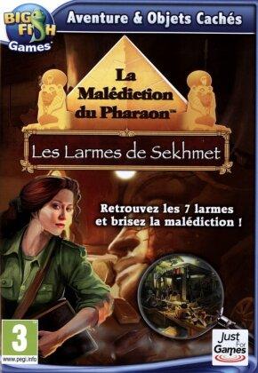 La Malédiction du Pharaon 3: Les Larmes de Sekhmet