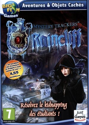 Mystery Trackers 2: Raincliff
