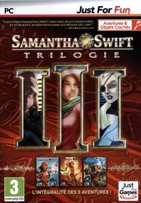 Trilogie Samantha Swift Trilogie 1 + 2 + 3